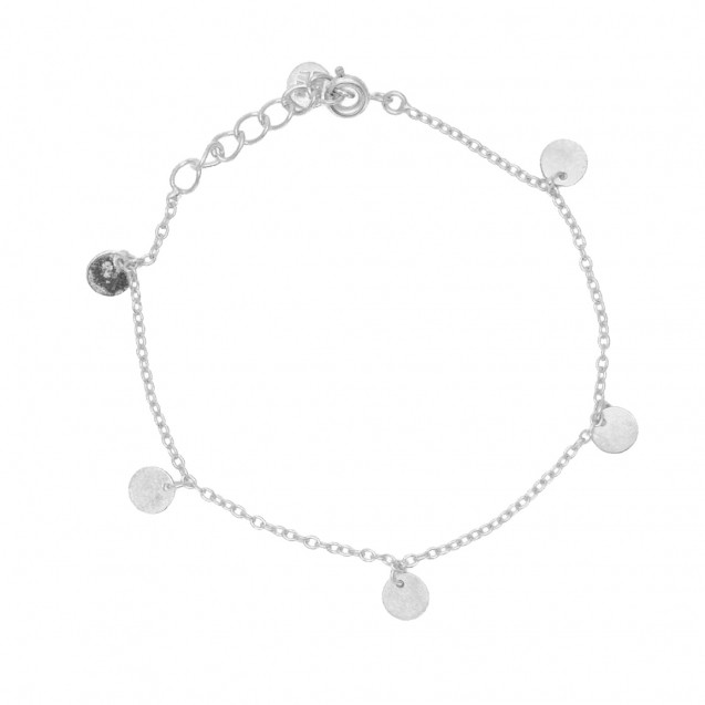 Bracelet pampilles argent 925